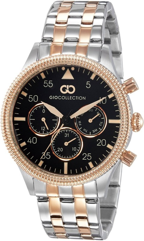 Gio Collection G1006 44 Limited Edition Analog Watch For Men