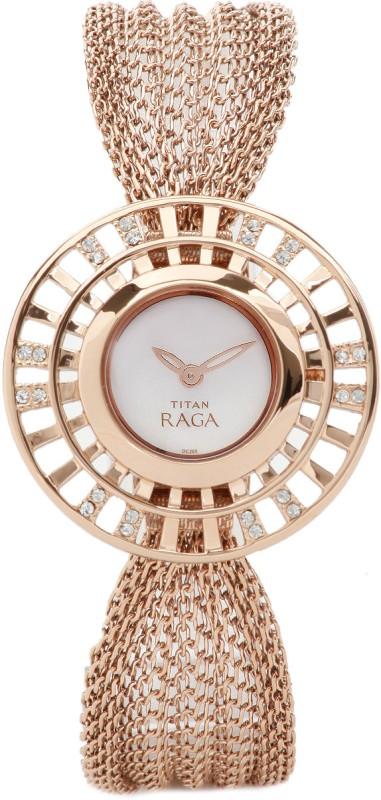 Titan NH9931WM01 Raga Analog Watch For Women