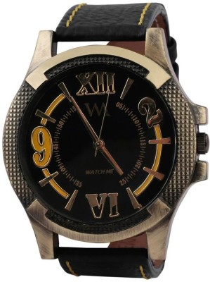 WM WMAL-0063-BBxx Watches Analog Watch  - For Men