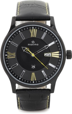 Maxima 31780LMGB Attivo Analog Watch  - For Men