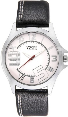 Vespl VS101 Decent Analog Watch  - For Men