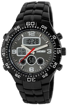 Crystal Collections SKMEI-1030 Sports Analog-Digital Watch  - For Men