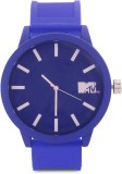 MTV B7002BL Analog Watch  - For Men