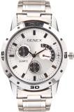 Genex GXWH-5702 Wisdom Analog Watch  - F...