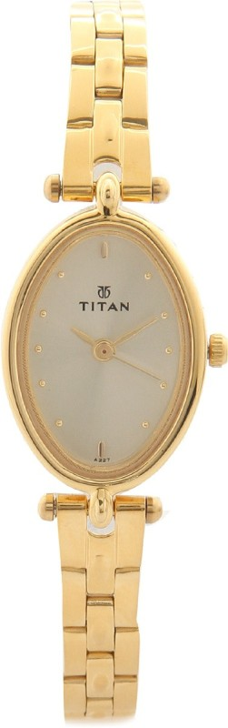 Titan NH2418YM02 Karishma Analog Watch For Women