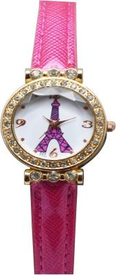 Like Fancy Diamond P Analog Watch  - For Girls, Women
