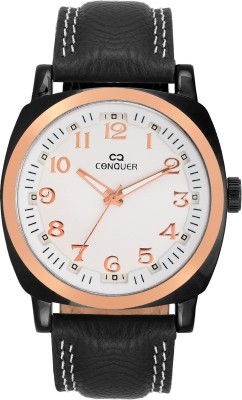 conquer cq7 Analog Watch  - For Men