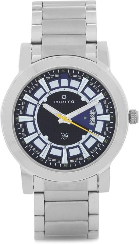 Maxima 32335CMGI Attivo Analog Watch For Men