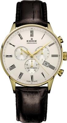 Edox 10408 37JA AR Les Vauberts Analog Watch  - For Men