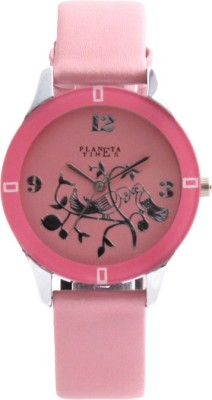 Planeta Times PLT-025-L-PNK_010 Analog Watch  - For Women