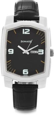 Sonata 7094SL02 Watch