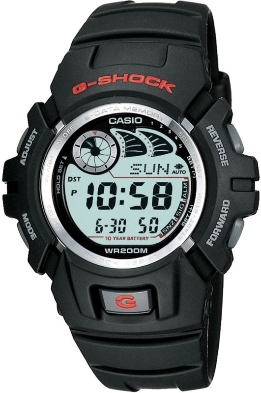 Casio G190 G Shock Digital Watch For Men