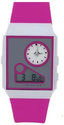 Kokan Planet Digital Led 74 Fwatch474 Analog Watch  - For Girls