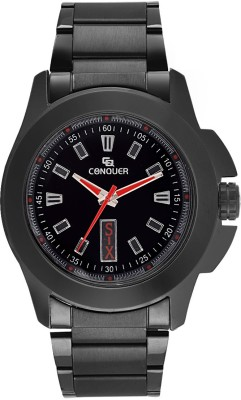 Conquer a002 Analog Watch  - For Men