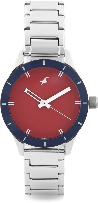Fastrack NG6078SM05C Analog Watch For Women