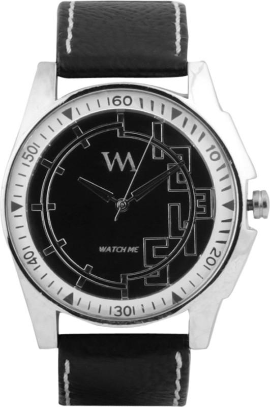 WM WMAL 064 BKab Analog Watch For Men