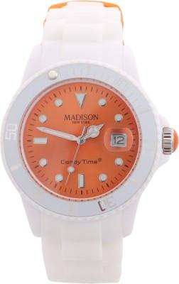 Madison New York U435 Analog Watch  - For Men, Women