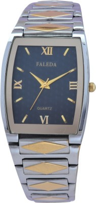 Faleda 6159GTTB Standred Analog Watch  - For Men