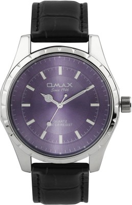 Omax TS123 Male Analog Watch  - For Men