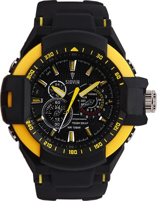 SIDVIN AT1055YLB Youth Series Analog Watch  - For Boys, Men