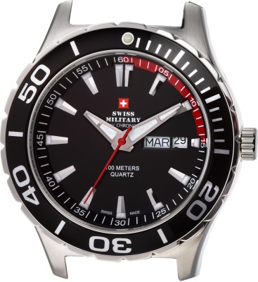 Swiss Military SM34017.01 Analog Watch  - For Men