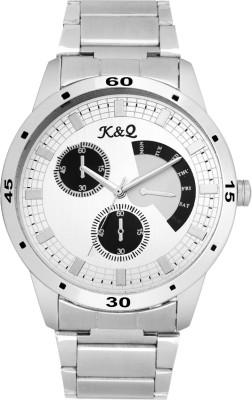 K&Q KQ035M Regium Analog Watch  - For Men, Boys
