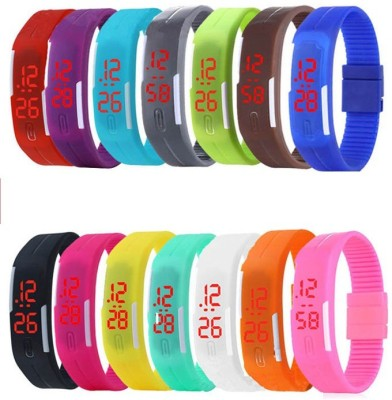 Users LED14CLR Digital Watch  - For Boys, Girls, Women