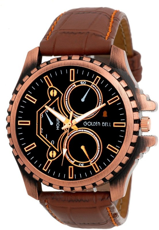Golden Bell GB1270SL01 Casual Analog Watch For Men