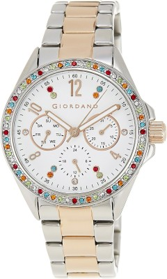 Giordano A2002-55 RG Analog Watch - For Women