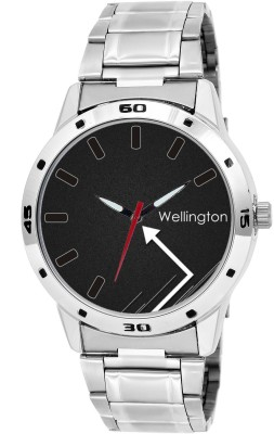 Wellington W6117 Chikkar Analog Watch  - For Men