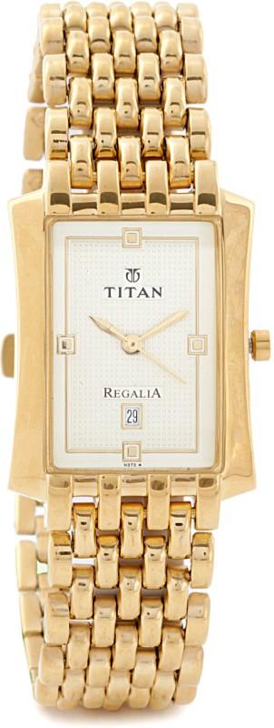 Titan NH1927YM05 Regalia Analog Watch For Men WATDGA3GSZCUJEZM