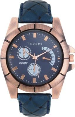 Texus TXMW79Antique Copper Analog Watch  - For Men, Boys