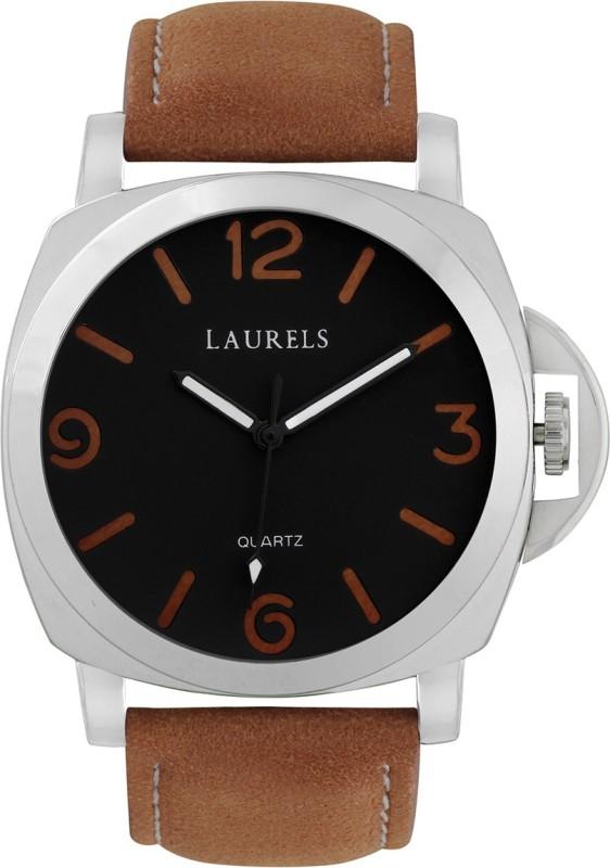 Laurels Lo Ind 0209 Invaders Analog Watch For Men