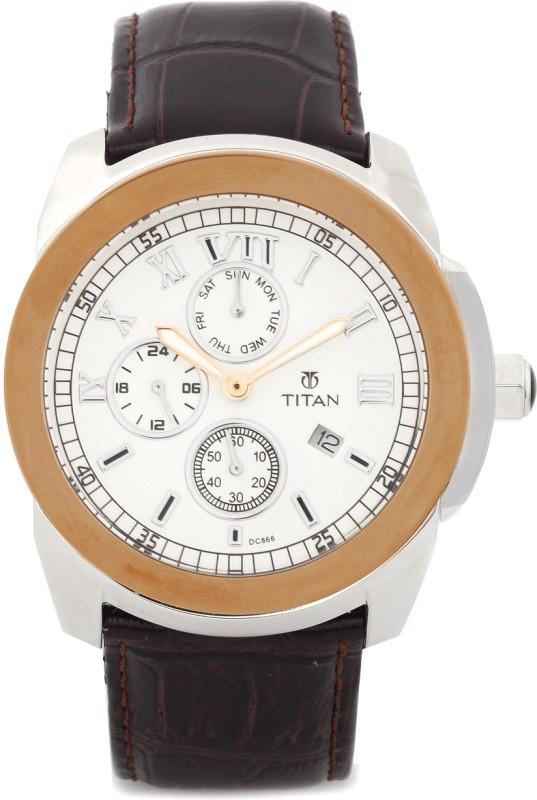 Titan NH9492KL05 Classic Analog Watch For Men