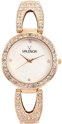 Valencia VALM0011G 1 Analog Watch  - For Girls
