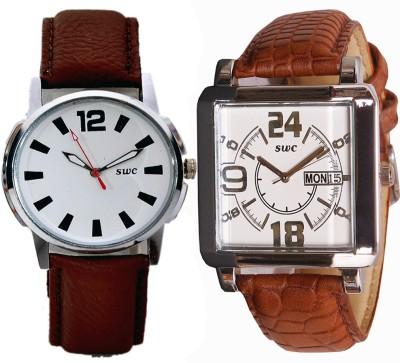 SWC W752016 Analog Watch  - For Boys, Men