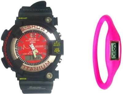 Thump MT-G Stylo Analog-Digital Watch  - For Men, Women, Boys, Girls