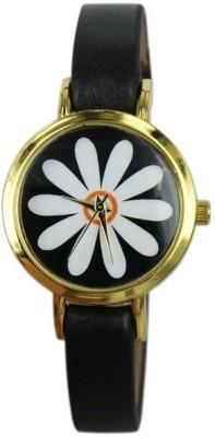 Zillion Petal Flower Printed Dial Analog Watch  - For Girls, Women