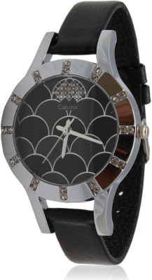 Calvino CLBSDM-F21_blk blk Gorgeous Analog Watch  - For Women