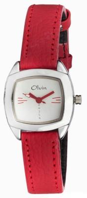 Olvin 1609 SL01 Analog Watch  - For Women
