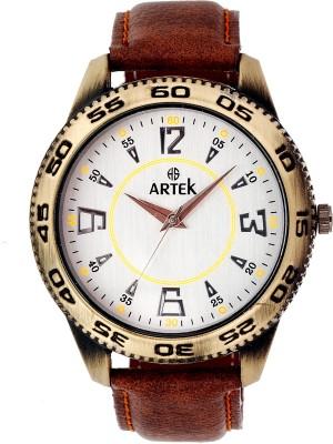 ARTEK AK1005WT Analog Watch  - For Men