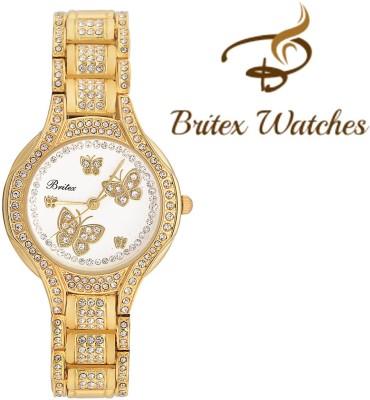 Britex BT4023 Wedding Collection Analog Watch  - For Women