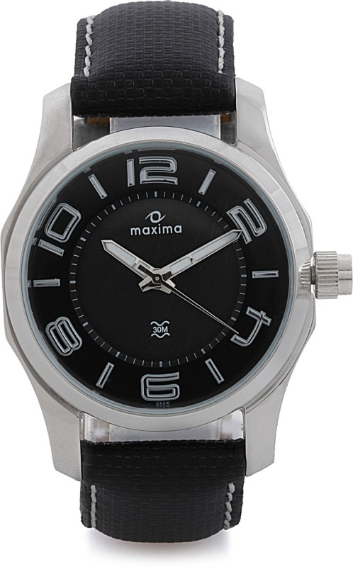 Maxima 24210LMGI Attivo Analog Watch For Men