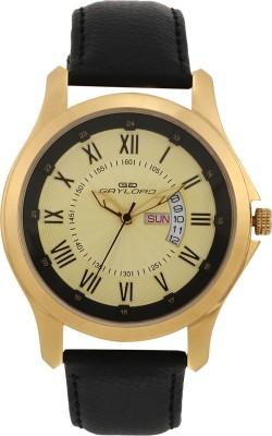GAYLORD GL1004YL04 DD Analog Watch  - For Men