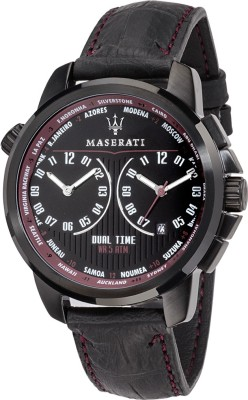 Maserati Time R8851121002 successo Analog Watch  - For Men, Boys