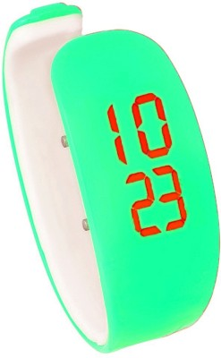 RBS Online Trading Company SeaGreen_KadaWatch Digital Watch  - For Men, Women, Boys, Girls