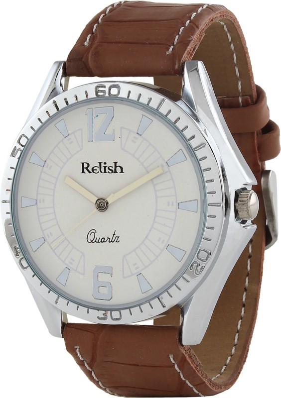 Relish R679 Causal Analog Watch  - For Men