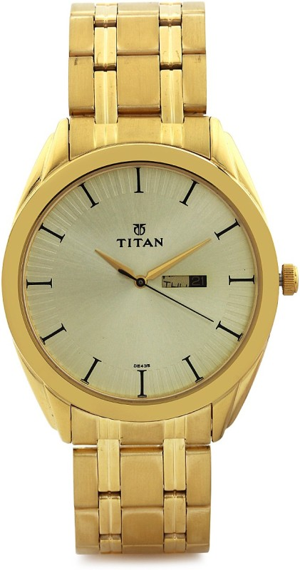 Titan NH1582YM01 Analog Watch For Men