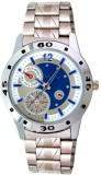 SAMEX SAM3004CBL Analog Watch  - For Men