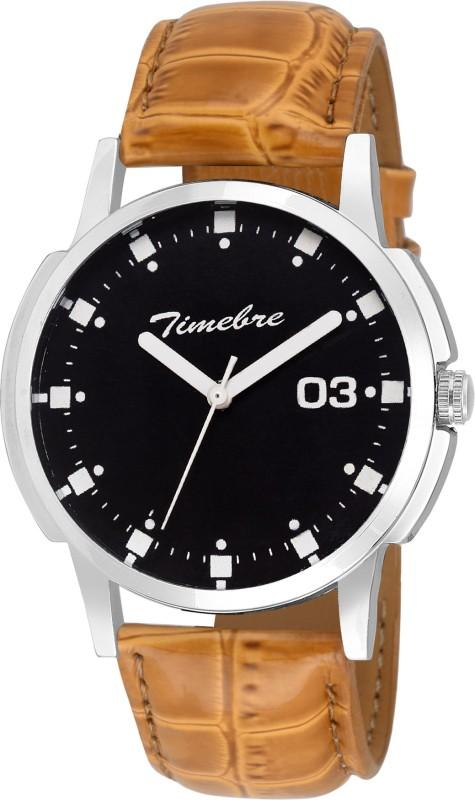 Timebre GXBLK510 Milano Analog Watch For Men